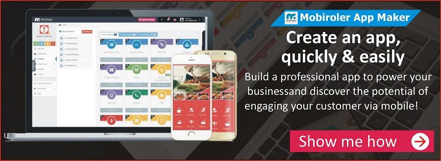 Create an app and make money